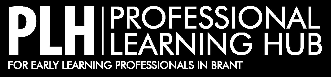 Professional Learning Hub Logo